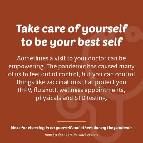 COM Self Care Tips Social Graphics 2021_Instagram Posts_V21024_9