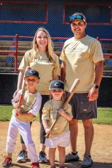 Ryan Storey and his family.