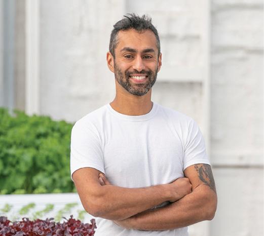 Hassan Sharaff (John Russell/Vanderbilt University)