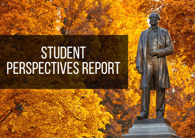 Student Perspectives Report