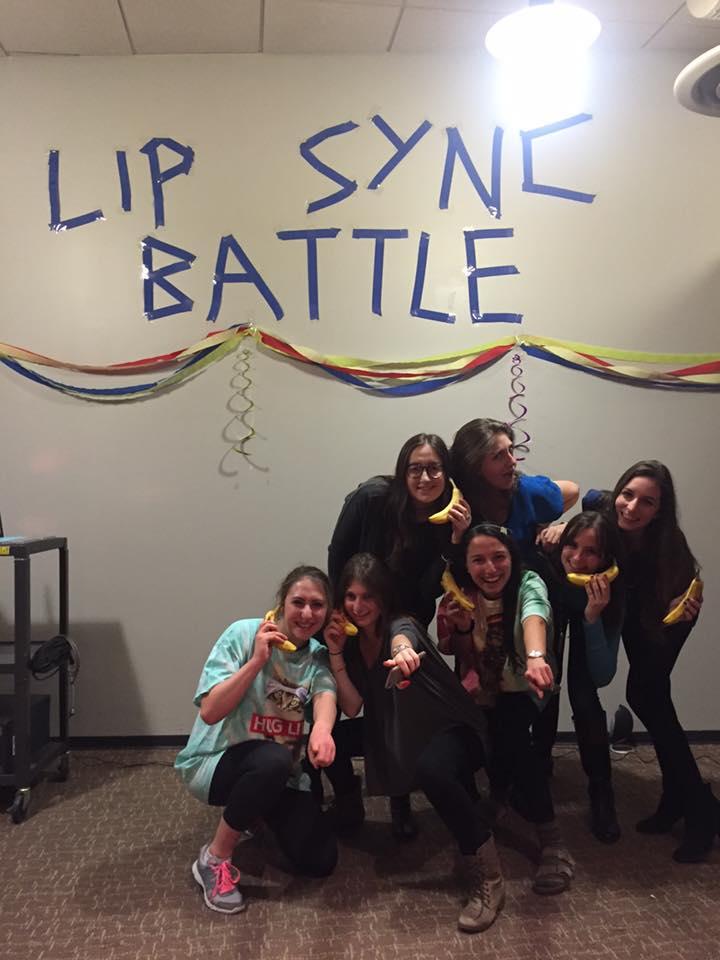 Purim Lip Sync Battle
