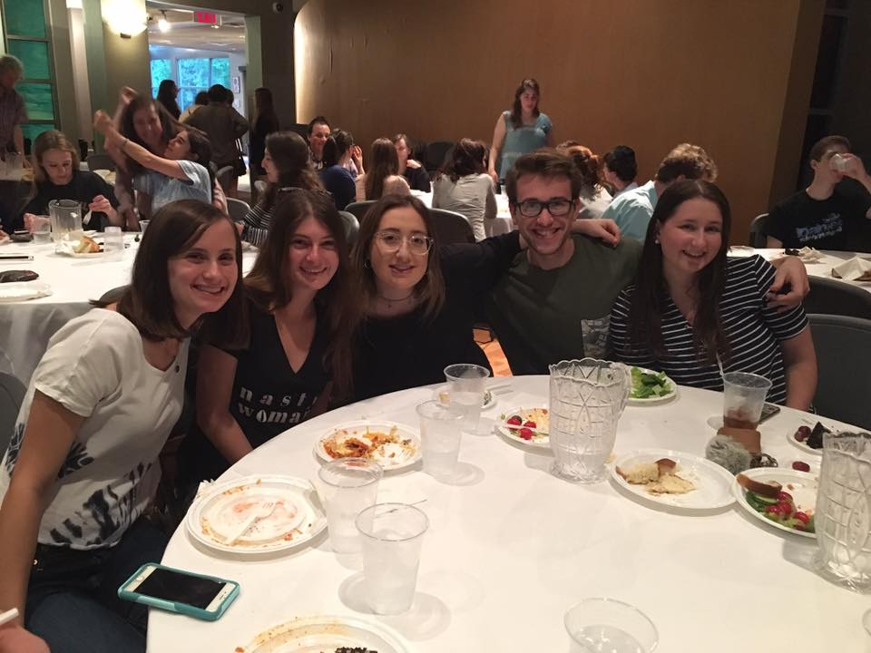 Shabbat Dinner at Hillel