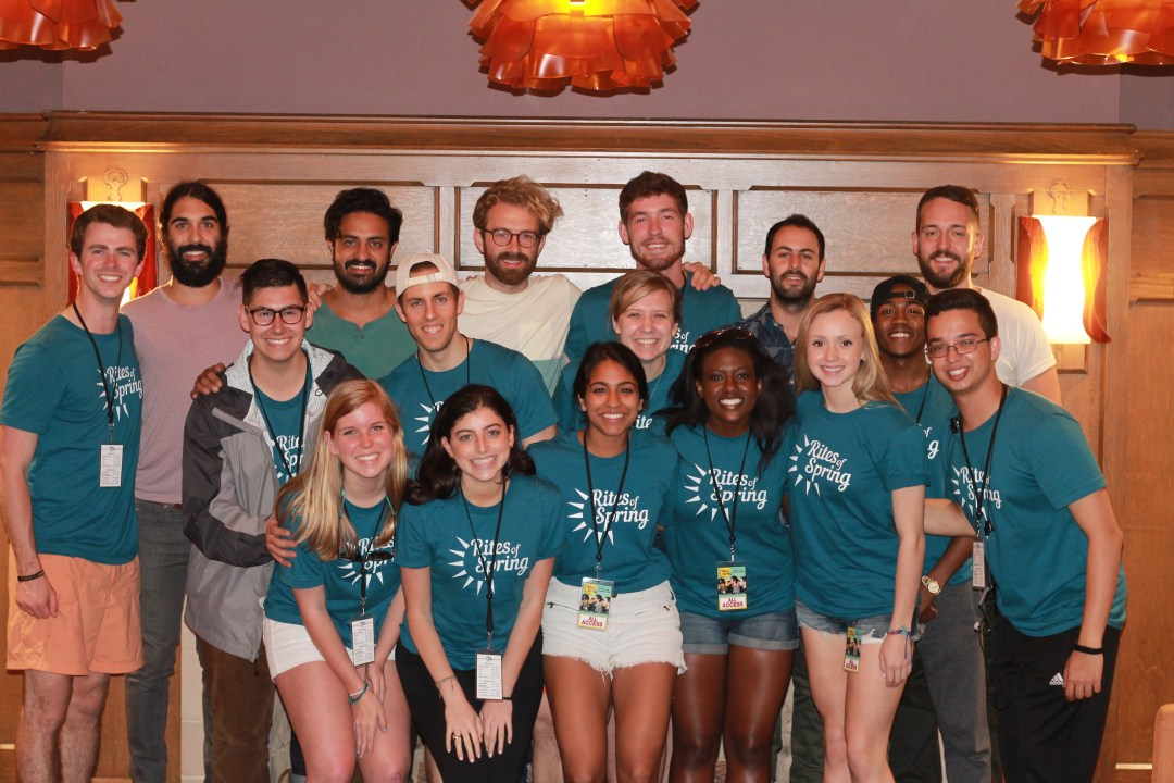 Young the Giant and the Music Group