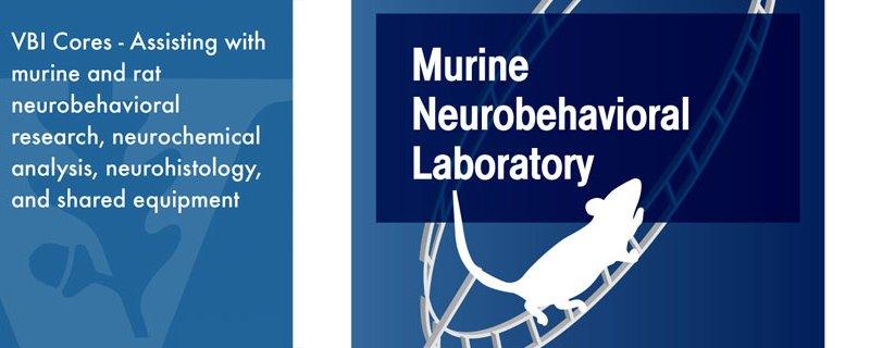 Murine Neurobehavioral Laboratory