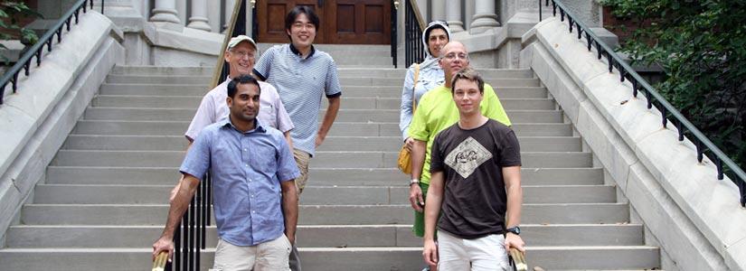Lab Members Summer of 2013
