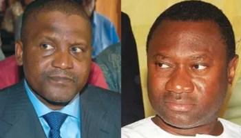 Dangote not member of APC Campaign Council – Femi Adesina