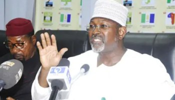 Jega, INEC, military, election