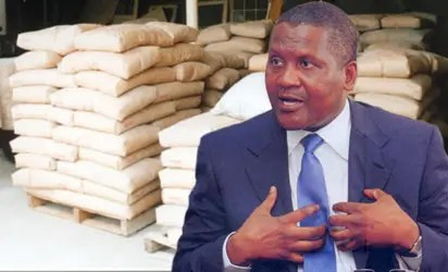 Dangote to build cement plants in 18 African countries