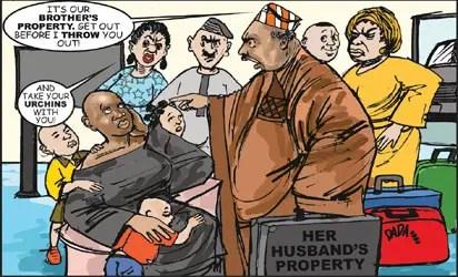 Agonies of widows hit by harsh Nigerian traditions - Vanguard News