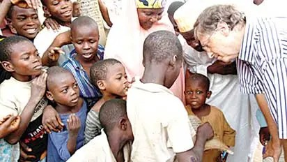 Nigeria marks three-year polio eradication