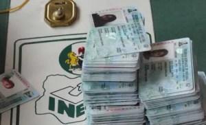 PVCs, INEC