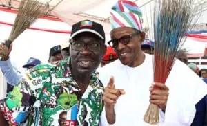 Obaseki, Buhari