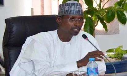 FCT Minister Malam Muhammad Musa Bello