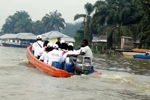 boat mishap in Kebbi