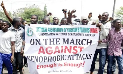 NBM condemns xenophobic attacks in South Africa, counts