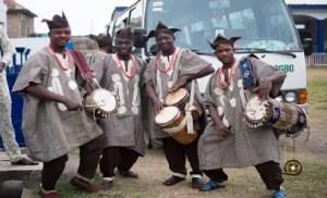 Yoruba leader