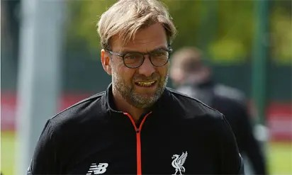 Klopp - Klopp at peace after stormy Sevilla conclusion