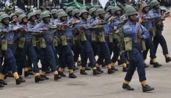 Navy, Recruitment