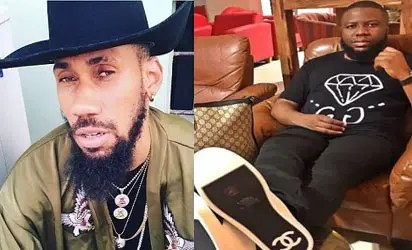 Media set ablaze as Phyno, KCee blast Hushpuppi over fake