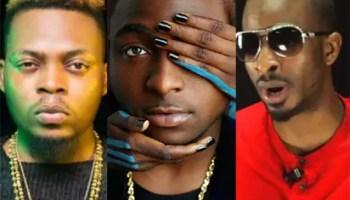 FG bans songs by Olamide, Davido, 9ice - Vanguard News