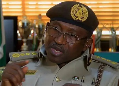 Smuggling of migrants now criminal offence — Babandede