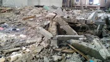 collapse Ibadan