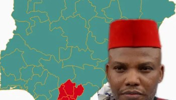 Cross Rivers, Akwa Ibom are same IPOB ― Nnamdi Kanu