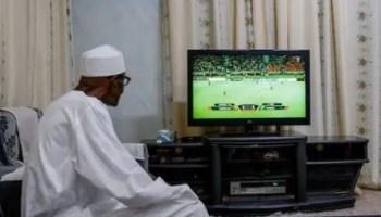 Nigeria vs Cameroon : Buhari congratulates Super Eagles over victory