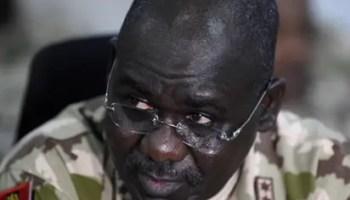 Buratai, Nigeria, Army
