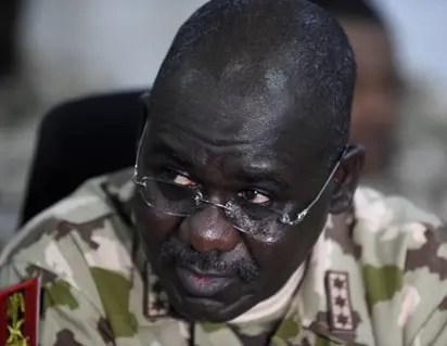 Buratai, Nigerian army, DHQ