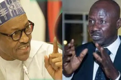 Buhari may block NASS' final push to oust Magu