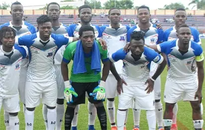 acc15677fcade CAF Champions League  Lobi set to lose top players - Vanguard News