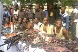 criminals, Bello Mohammed