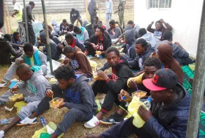 Xenophobia Attacks: LASG gives N20,000 each to 315 returnees - Vanguard