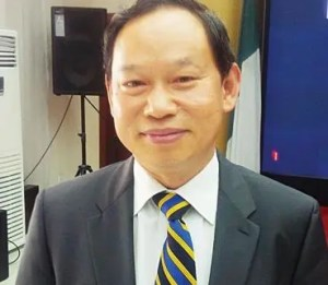 Consul General, Consulate General of the Peoples Republic of China in Lagos, Chao  Xiaoliang