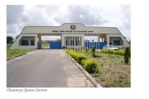 Obasanjo Space Centre