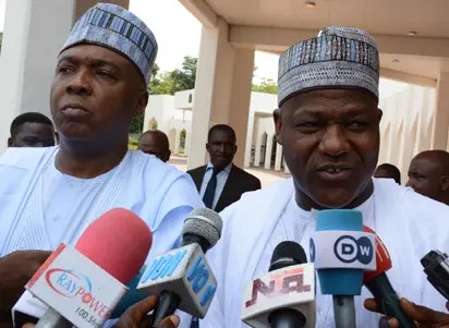 Defection: Saraki, Dogara, 51 others guilty of political iniquity — Court