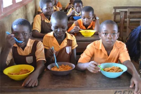 N215.5m spent monthly to feed over 220,000 pupils in Plateau - Hamza.