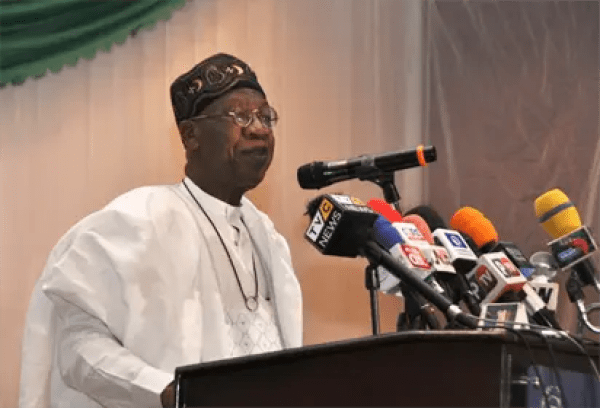 Why FG is breaking monopoly in broadcasting — Lai Mohammed