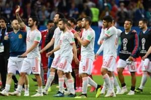 Spain vs Iran