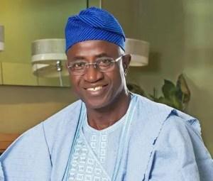 Chief Segun Odegbami