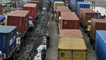 ACTOAN applauds Osinbajo-led team, says Apapa traffic cause by road construction