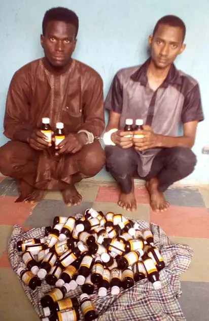 Rapists, drug barons, human traffickers arrested in Katsina