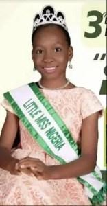 Little Miss Nigeria