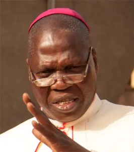 Catholic Archbishop of Kaduna Diocese, Most Rev. Matthew Man-Oso Ndagoso,