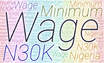 Minimum Wage: We are waiting National's template — C'River NLC