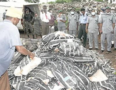 Image result for Western Marine Customs seizes poultry products worth N32.4m