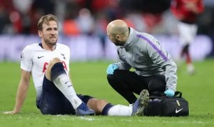 Harry Kane out until March with ankle injury