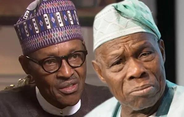 Image result for BREAKING: Again, Obasanjo writes President Muhammadu Buhari