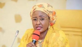 Aisha Buhari calls for regulation of Social Media Bills